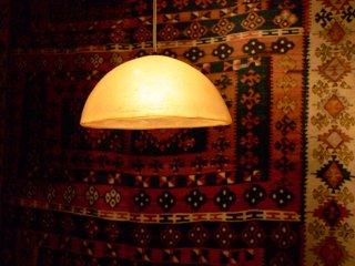 パキスタンのキャメルランプ ハンギング・半円型