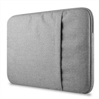 MacBook Pro 用ファブリックスリーブケース ライトグレー