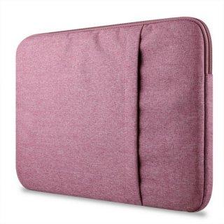 MacBook Pro 用ファブリックスリーブケース ピンク