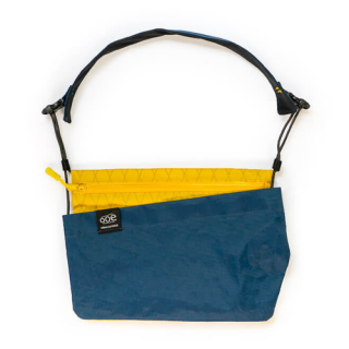 Slash Bag ブルー×イエロー<img class='new_mark_img2' src='https://img.shop-pro.jp/img/new/icons61.gif' style='border:none;display:inline;margin:0px;padding:0px;width:auto;' />
