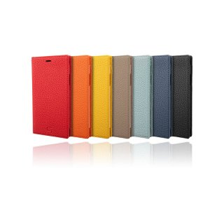 iPhone 11 / Pro / Pro Max 用 GRAMAS German Shrunken-calf Genuine Leather Book Case