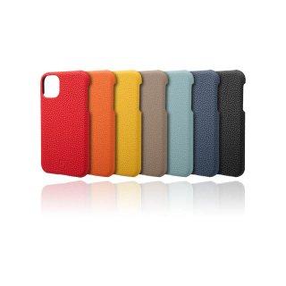 iPhone 11 / Pro / Pro Max 用 GRAMAS German Shrunken-calf Genuine Leather Shell Case