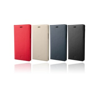 iPhone 11 Pro / Pro Max 用 GRAMAS Italian Genuine Leather Book Case