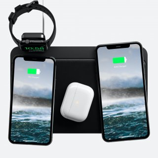 NOMAD Base Station Pro Apple Watch マウント同梱版<img class='new_mark_img2' src='https://img.shop-pro.jp/img/new/icons61.gif' style='border:none;display:inline;margin:0px;padding:0px;width:auto;' />