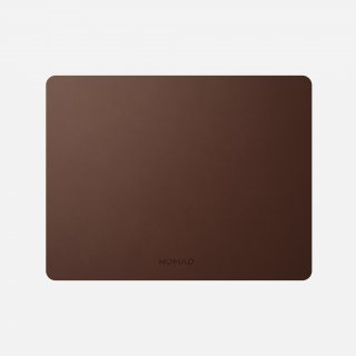 NOMAD Horween Leather Mousepad ブラウン<img class='new_mark_img2' src='https://img.shop-pro.jp/img/new/icons61.gif' style='border:none;display:inline;margin:0px;padding:0px;width:auto;' />