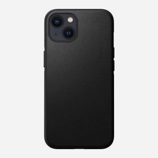 【9月30日入荷予定分先行ご予約販売】NOMAD Modern Leather Case for iPhone 13 ブラック<img class='new_mark_img2' src='https://img.shop-pro.jp/img/new/icons5.gif' style='border:none;display:inline;margin:0px;padding:0px;width:auto;' />