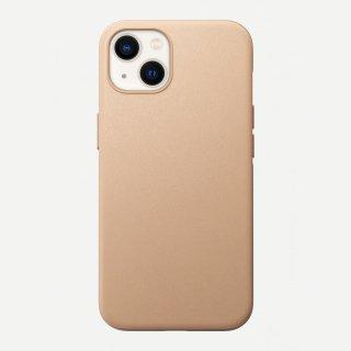 【9月30日入荷予定分先行ご予約販売】NOMAD Modern Leather Case for iPhone 13 ナチュラル<img class='new_mark_img2' src='https://img.shop-pro.jp/img/new/icons5.gif' style='border:none;display:inline;margin:0px;padding:0px;width:auto;' />