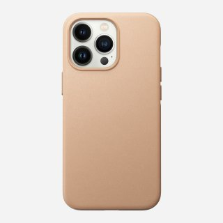 NOMAD Modern Leather Case for iPhone 13 Pro ナチュラル<img class='new_mark_img2' src='https://img.shop-pro.jp/img/new/icons5.gif' style='border:none;display:inline;margin:0px;padding:0px;width:auto;' />