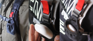 MinZ AirPods HOLDER for Thin Pack 2.0<img class='new_mark_img2' src='https://img.shop-pro.jp/img/new/icons5.gif' style='border:none;display:inline;margin:0px;padding:0px;width:auto;' />