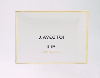 J.AVEC TOI(ジェイ アベック トワ) B-89 60カプセル J ノリツグさん プロデュース