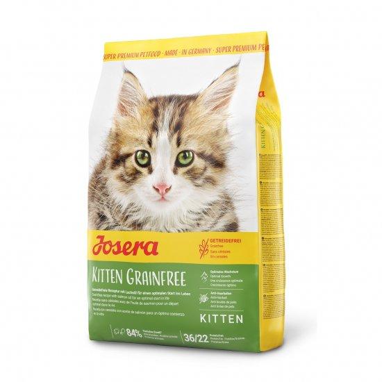 [1歳までの子猫用] キトン グレインフリー 2kg