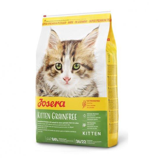 [1歳までの子猫用] キトン グレインフリー10kg NEW