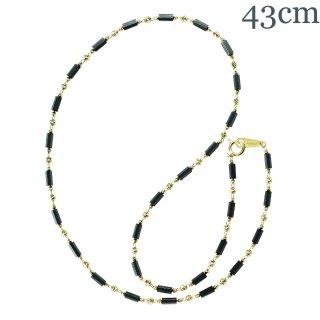 オリンポスブラック K18YG 43cm