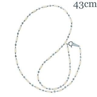 オリンポスホワイト K18WG 43cm