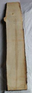 イチョウ板 H2030 W420 D40 (自然乾燥材)