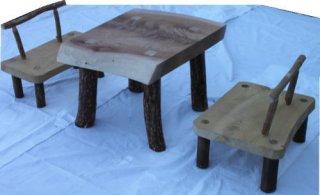 テーブル・イス3点セット 4
