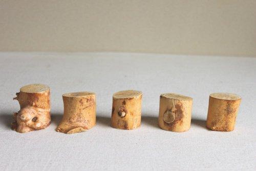りんごの小さな切り株セットSサイズ-2