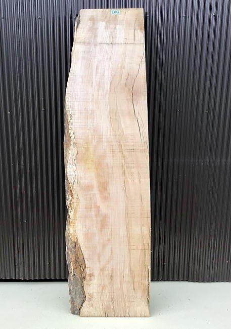 カエデ板 H2000 W400 D42(自然乾燥材)
