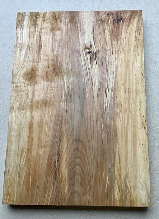 広葉樹板 H400 W280 D30 撥水加工あり