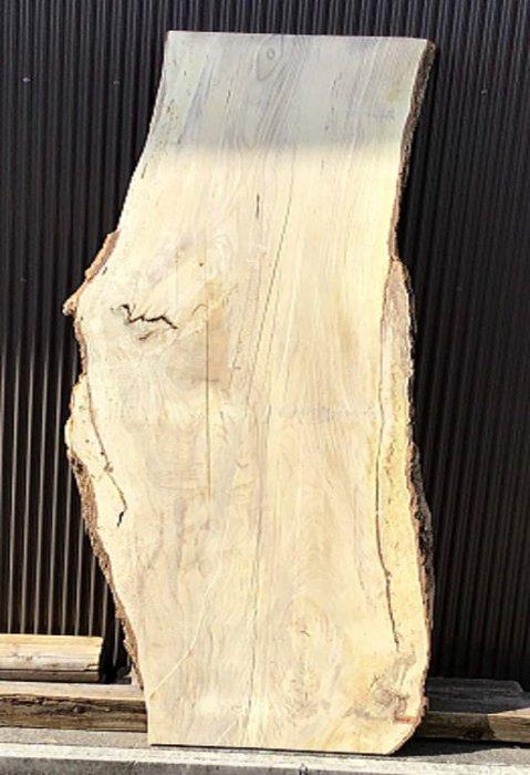 エノキ板 H2100 W710 D50(自然乾燥材)