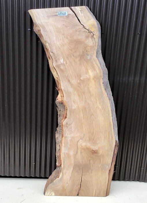 ナラ板 H1530 W240 D20(自然乾燥材)