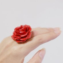 薔薇の指輪・フレンチローズ