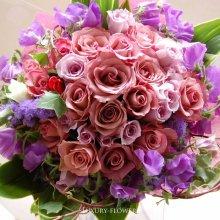 古希祝の花束・70歳の誕生日祝花
