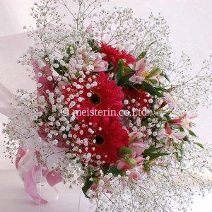 花婚式花束・4年目の結婚記念日