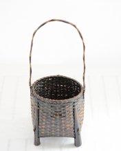 竹籠B( 14cm×13cm×13H)