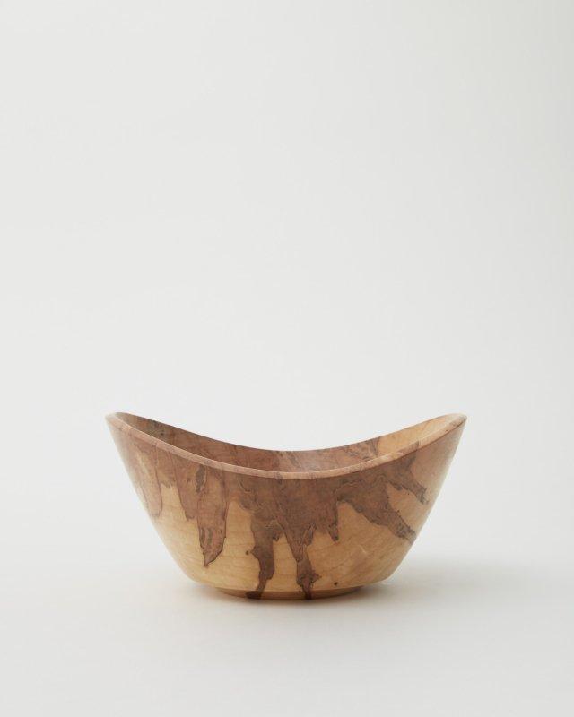 George Peterson  Wood Bowl - maple D