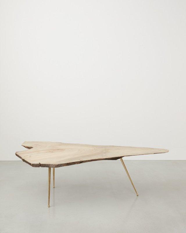 Wood Board Table