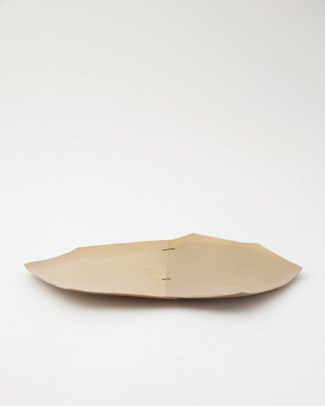 Naho Kamada  brass plate B