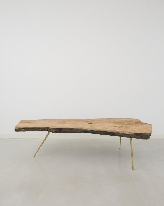Wood Board Table  large