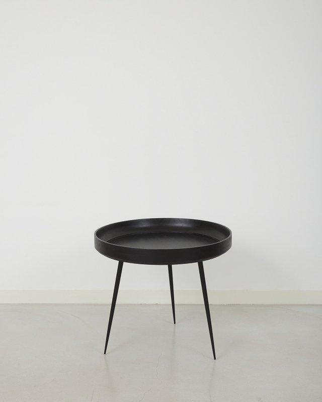mater  Mango Bowl table - L Black