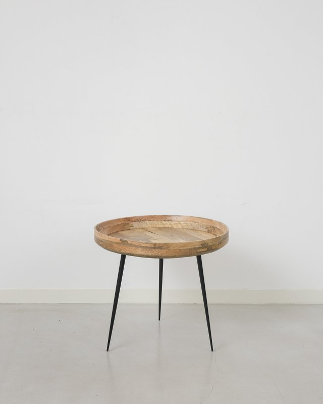 mater  Mango Bowl table - L Natural
