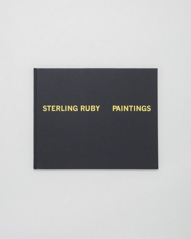 Sterling Ruby  PAINTINGS