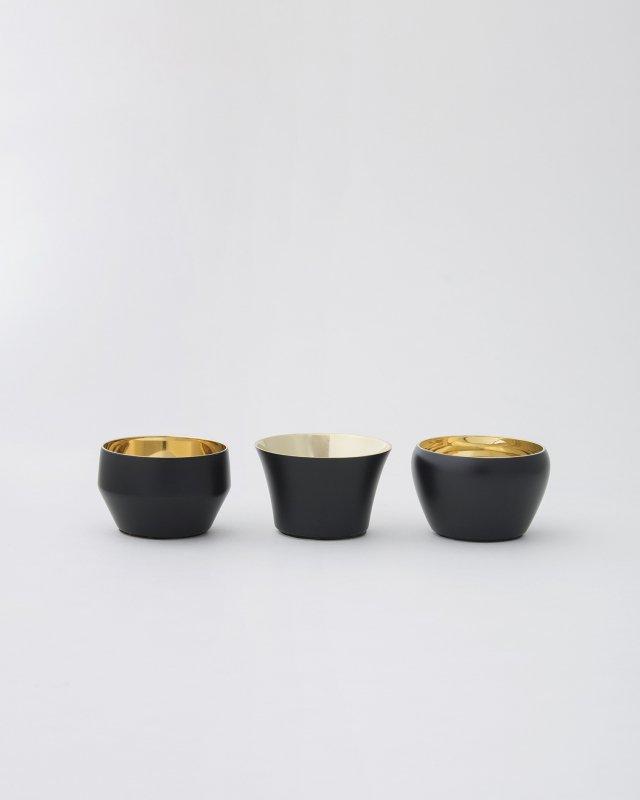 SKULTUNA  Candle Holder KIN - black