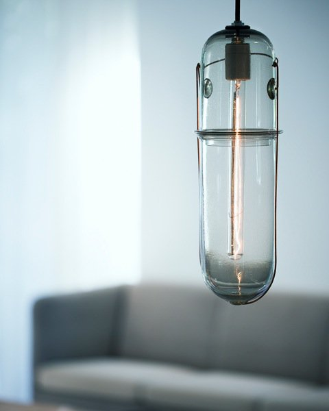 Peter Ivy  Light Capsule