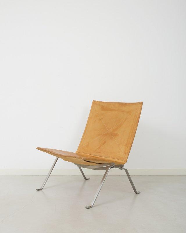 Poul Kjeaholm  PK22 Natural Leather