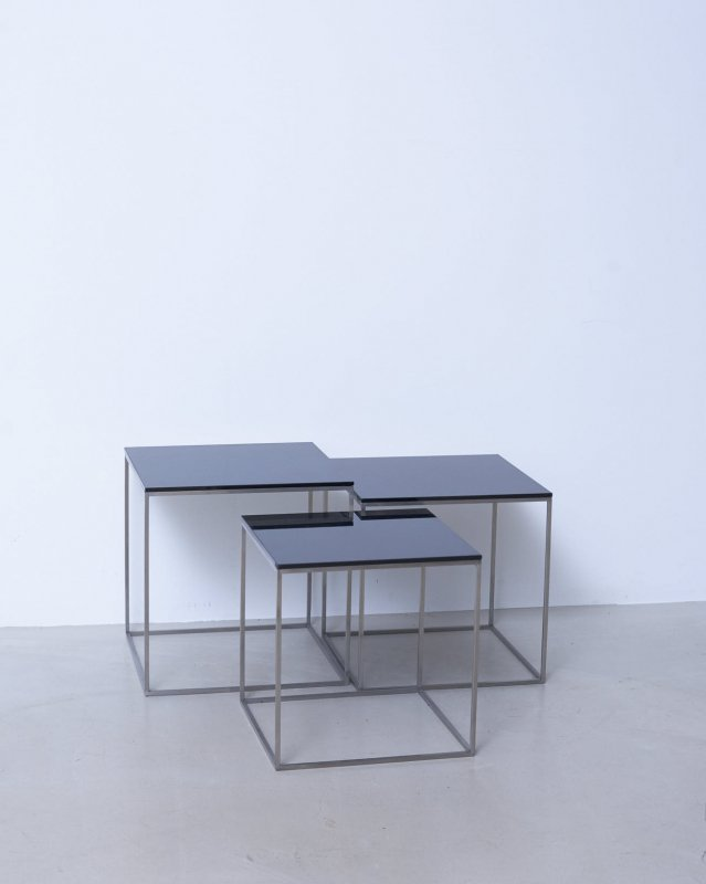 Poul Kjeaholm  PK71 Nesting Table