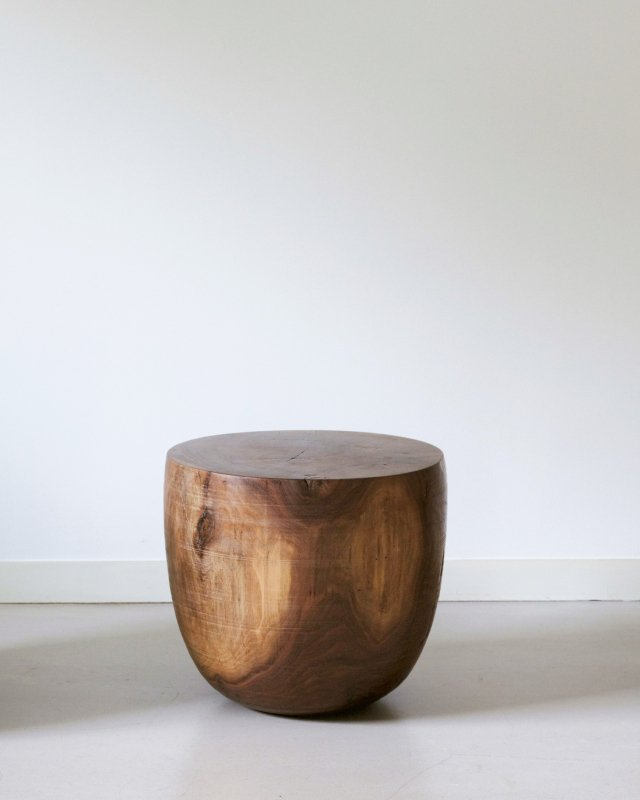 George Peterson  Wooden table no.4