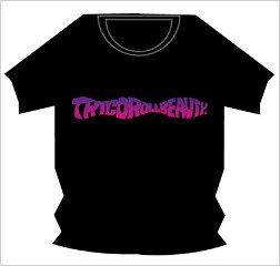 Grunge Tシャツ/黒