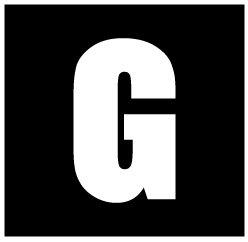 GO!GO!7188リストバンド「G」