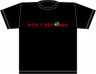 DEVIL'S RIDE ロゴT-shirts