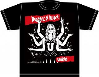 DEVIL'S RIDE ジャケットT-shirts