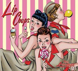 CD「Lip Chups」