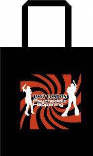 1967 London Psychedelic Happenings  トートバック
