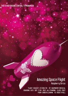 DVD 「Amazing Space Flight」