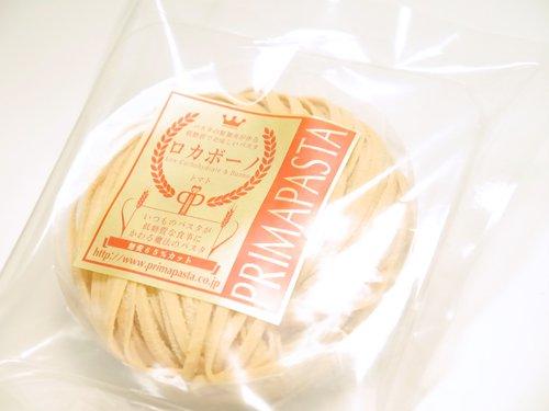 低糖質生パスタ「ロカボーノ」トマト