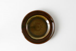 MAHITO POTTERY 比呂 [笠間焼]<br>Button 皿 S